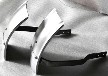 oldtimer jehle kotfl gel f r 16 zoll reifen breite ca 14 5 cm l nge ca 43 5 cm mit halter. Black Bedroom Furniture Sets. Home Design Ideas