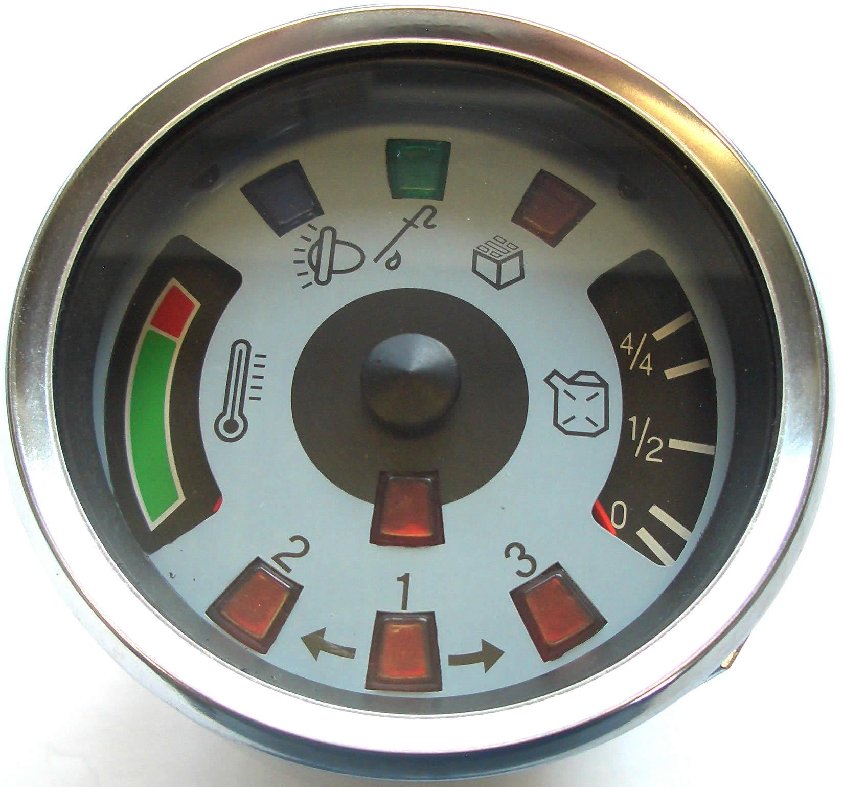Fernthermometer für wassergekühlte Motoren//